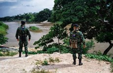 Thai army orders troops to ensure COVID-19 prevention at borders