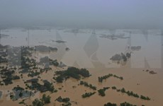 Record flooding kills 84 in central region so far