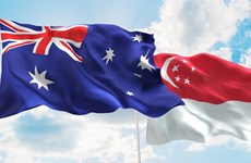 Singapore, Australia enhance defence cooperation
