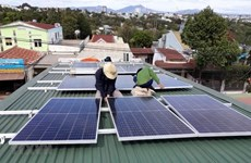 EVN's solar power buyback up 2.6 times in first nine months