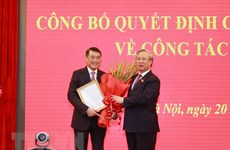 SBV Governor assigned as Chief of Party Central Committee's Office