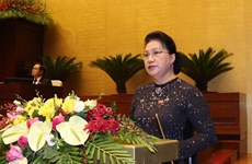 NA Chairwoman urges measures to boost socio-economic development