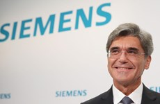 Siemens CEO urges German firms to invest in Vietnam