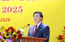 Central Enterprises Bloc holds Party Congress