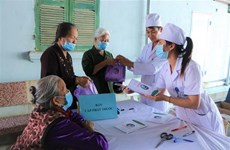 Elderly healthcare programme launched for ageing population