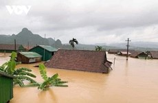 Central Laos suffers most serious flooding in 42 years