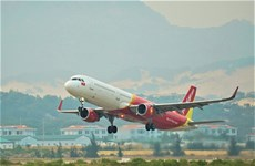 Vietjet supports passengers travel from/to central region