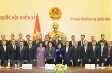 Top legislator hosts Ambassadors, heads of representative offices abroad