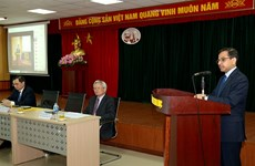 Vietnam, India share communication experience amid COVID-19