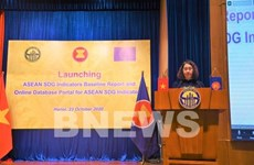 ASEAN SDG indicators baseline report launched