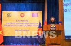 ASEAN SDG indicators baseline report launched