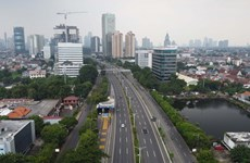 Indonesia's economy forecast to grow 5 percent in 2021