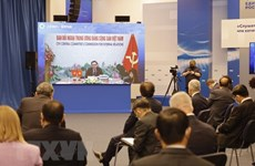 Vietnam attends International Inter-Party Forum SCO+