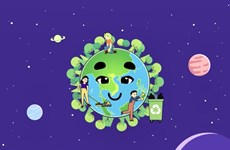 "Children, adolescents invited to join ""Green Video Challenge"" by UNICEF"