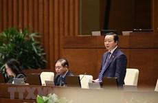 Legislators debate draft revised Law on Environmental Protection