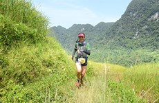 Records broken at Vietnam Jungle Marathon