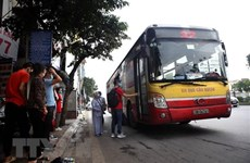 Hanoi looks to improve access to bus services