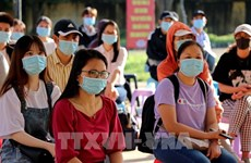 Vietnam has no new COVID-19 cases on October 26 morning