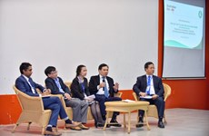 Symposium promotes sustainable enterprise-university linkages