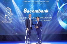 Sacombank, CEO win Asia Pacific awards