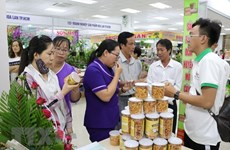 OCOP trade fair held in Lao Cai