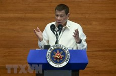 Philippine President orders graft probe in state agencies