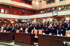 Lao legislature's 10th session opens