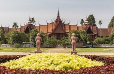 Cambodia welcomes only 1.2 million foreign visitors because of COVID-19