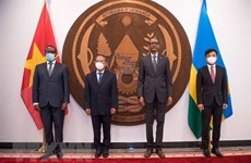 Rwanda looks to boost ties with Vietnam