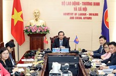 ASEAN promotes competitiveness, adaptability of labourers