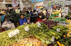 HCM City's CPI up 0.65 percent in October