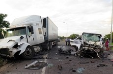 Traffic accidents claim over 5,450 lives in 10 months