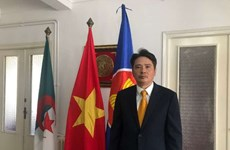 Ambassador lauds Vietnam-Algeria friendly, traditional relations