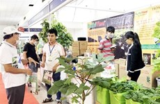 Agro-forestry-fishery farming and processing technology expo opens