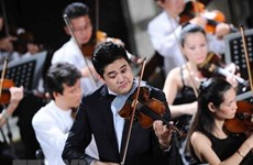 Top violinist to celebrate Beethoven's birthday