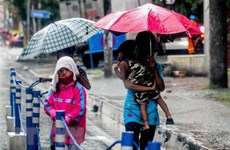 Philippines braces for approaching storm