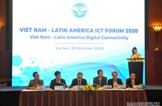 ICT helps connect Vietnam, Latin American countries: forum