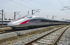 Thai-Chinese high-speed railway boost economy
