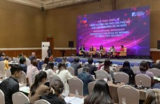 Int'l workshop seeks to enhance women's role in peace, security