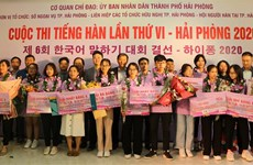 Korean language contest in Hai Phong bolsters cultural exchanges