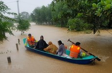 UNFPA assists women, girls affected by floods in central region