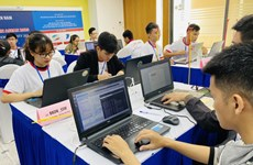 Vietnamese team tops qualifying round of ASEAN information security contest