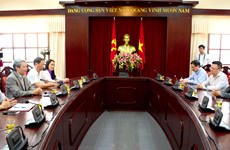 VNA helps flood-hit people in Thua Thien-Hue