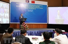Workshop boosts ASEAN-China cooperation in ensuring just treatment of fishermen
