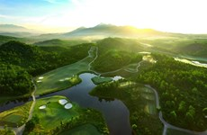 Ba Na Hills Golf Club wins two prizes at World Golf Awards