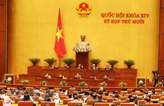 Pham Phu Quoc relieved from position as 14th-tenure NA deputy