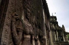 Foreign visitors to Cambodia's UNESCO-recognised Angkor drop sharply