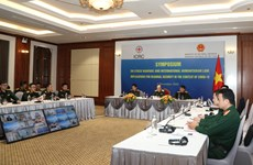 Vietnam exerts all efforts to maintain cyber security cooperation within ADMM-Plus: Commander