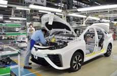 Gov't policy gives auto industry much-needed boost