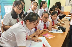 Vietnam promotes reproductive health care for adolescents, youths